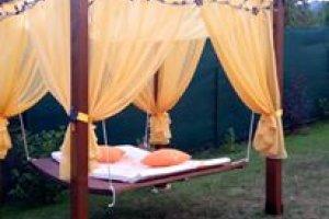 Zahradní postel