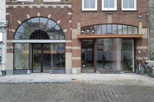 Výroba obchodních výloh - Den Bosch Holandsko